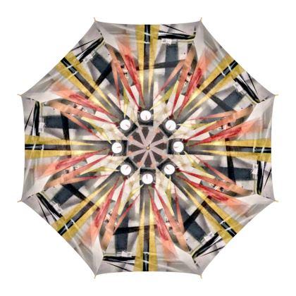 Westminster Luxury, Umbrella by Alison Gargett Artist and Designer