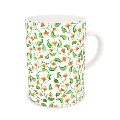 Jewel Weed flower Mug