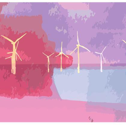 Windmills - Luxury Cushions