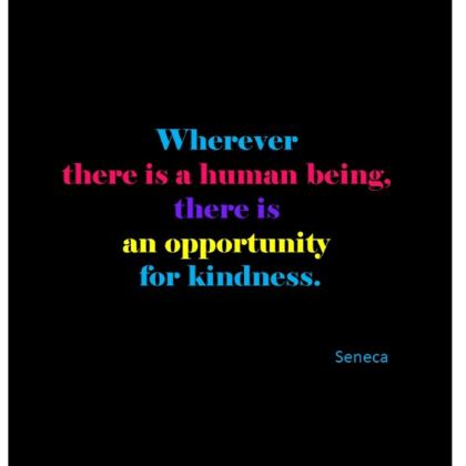 Seneca Quote Coasters
