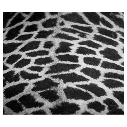 Giraffe Print Handbag