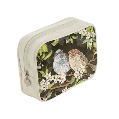 Sparrows Make-Up Bag