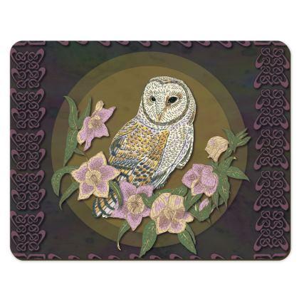 Celtic Owl Placemats