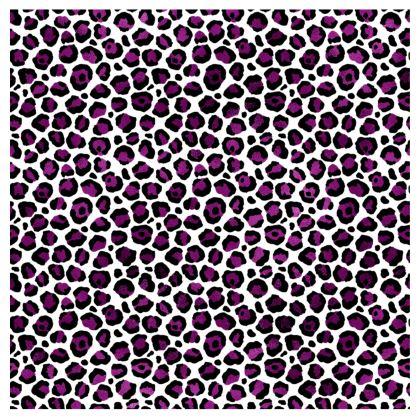 Purple Leopard Handbags