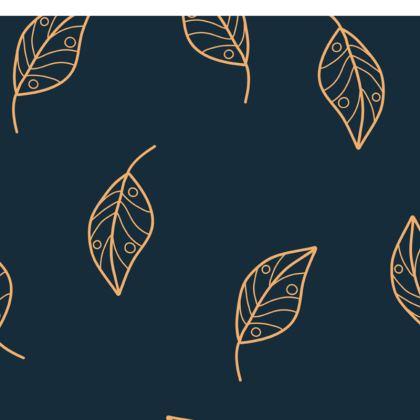 Blue Botanical Ornamental Bowl
