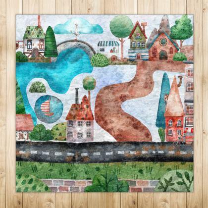 Playmat Village Rugs