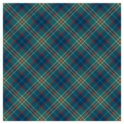 Highland Blue Kika Tote