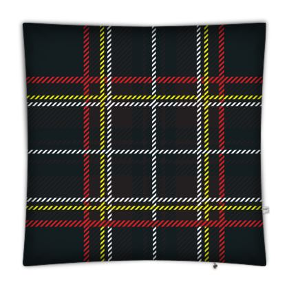 Edinburgh Tartan Floor cushions