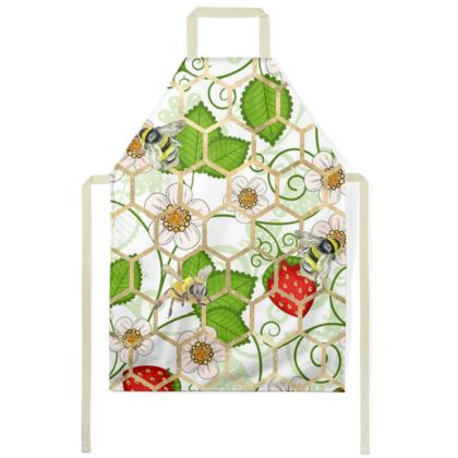 Sweet Strawberry Aprons