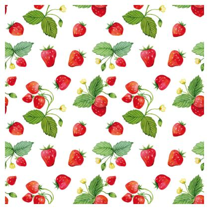 Sweet Strawberry Tablecloth