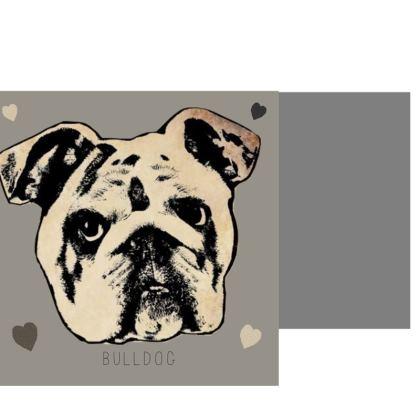 Bulldog Kika Tote