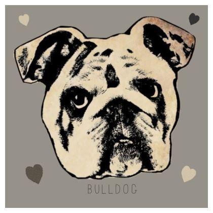 Bulldog Cushions