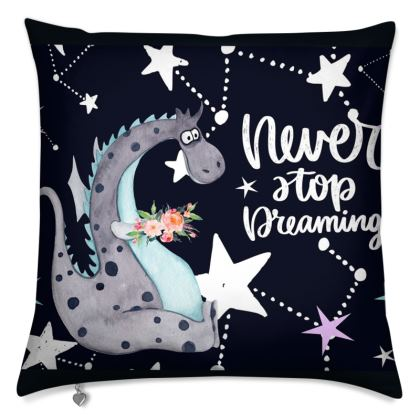 Dreaming Dragon Cushions