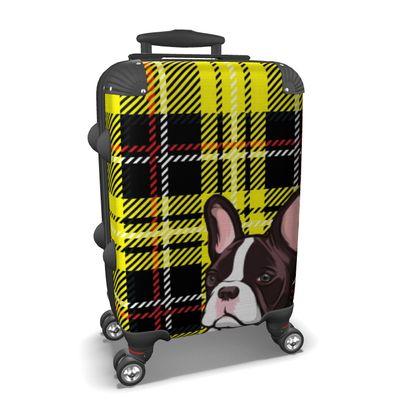 French Bulldog Suitcase