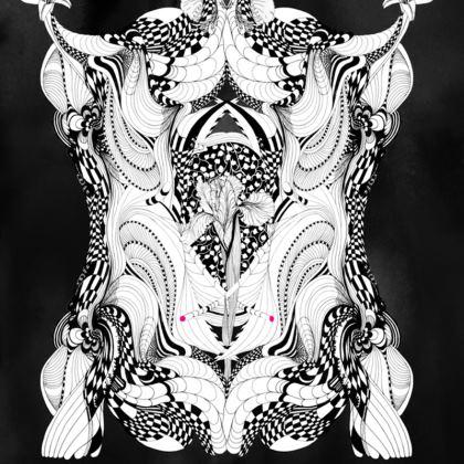 Deckchair - Graphic Floral Garden