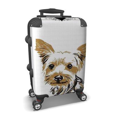 Yorkshire Terrier Suitcase