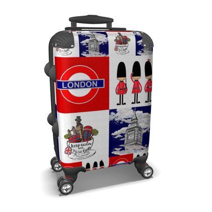London Suitcase