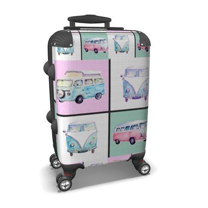 VW Camper Suitcase