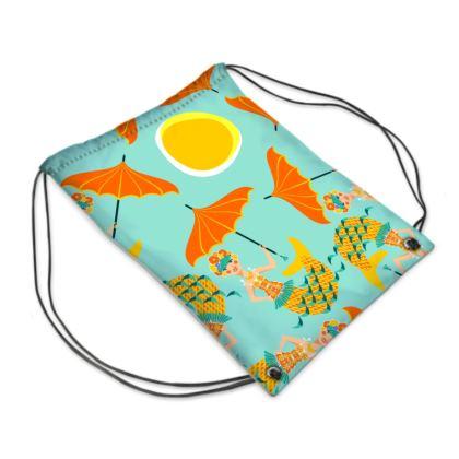 Always wear your sunblock swim bag