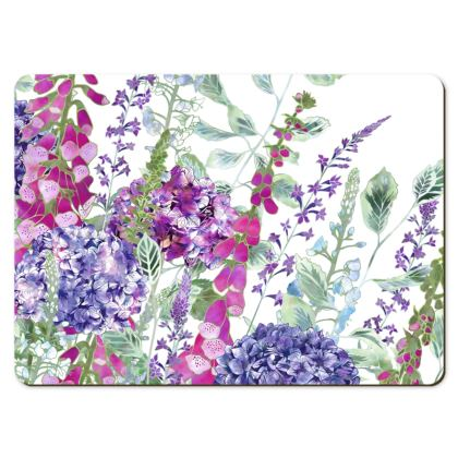 Large Placemats - Summer Rhapsody