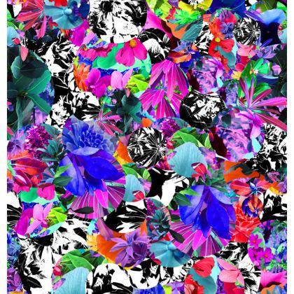 Electric Jungle Cushion