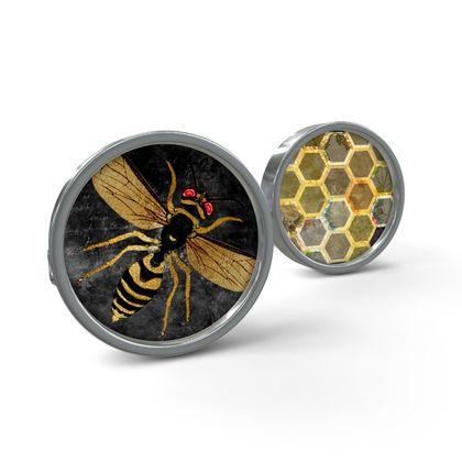 Bee Hive Cufflinks