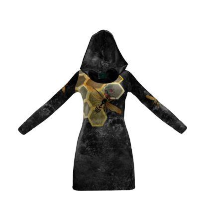 Queen Bee Hoody Dress