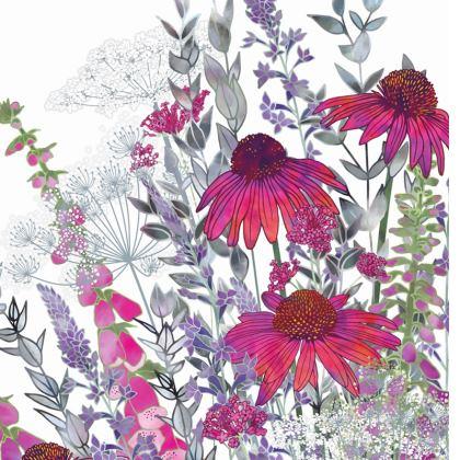 Pink Paradise Luxury Cushion