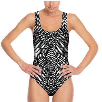 Swimsuit - Ab Lace