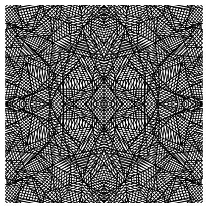 Deckchair - Ab Lace