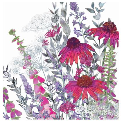 Pink Paradise Coasters