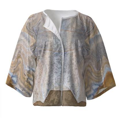 "Kimono Jacket ""Silk Samurai"""