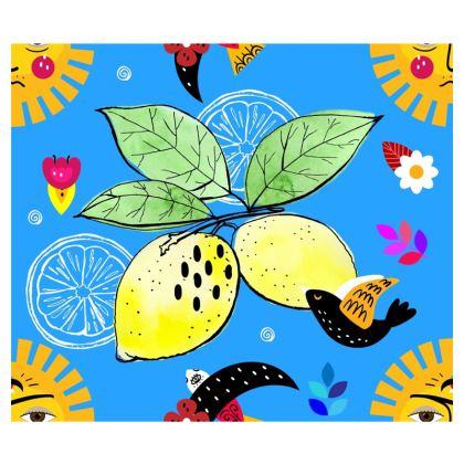 Acapulco Lemons Kika Tote