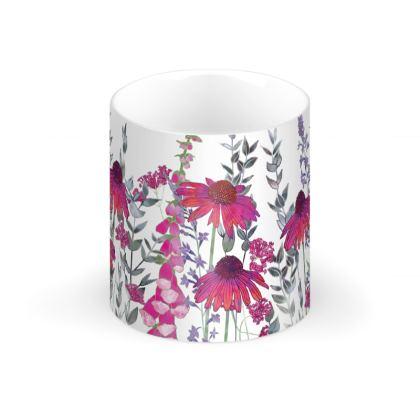 Pink Paradise Regular Bone China Mug