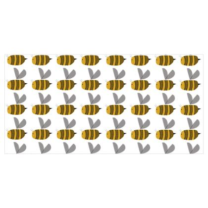Fabric Printing - Busy Bumble Bee