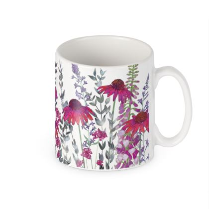 Ceramic Mug - Pink Paradise