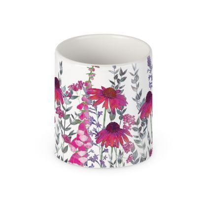 Pink Paradise Ceramic Mug