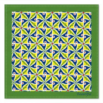 Beautiful Pocket Square - Rusper