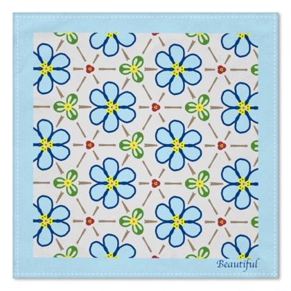 Beautiful Pocket Square - Tintern