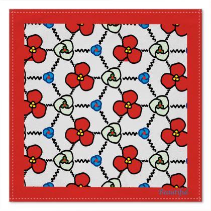 Beautiful Pocket Square - Blakeney