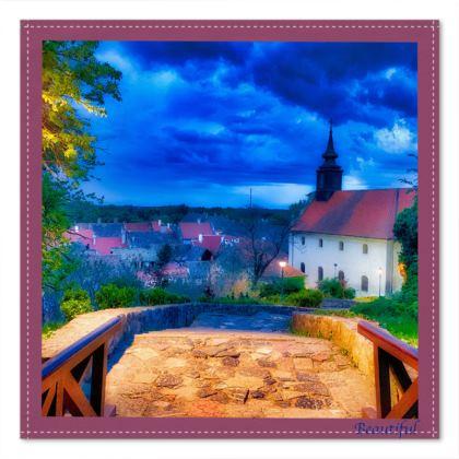Beautiful Pocket Square - Novi Sad