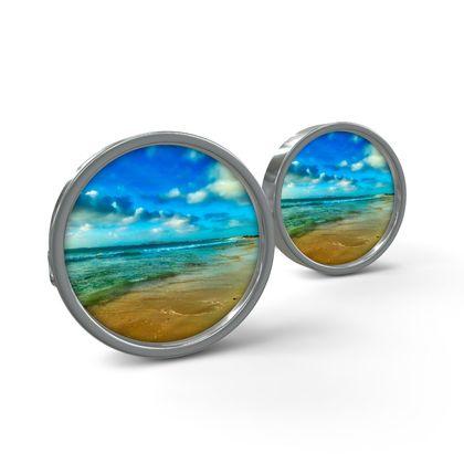 Beautiful Cufflinks - Boa Vista Beach