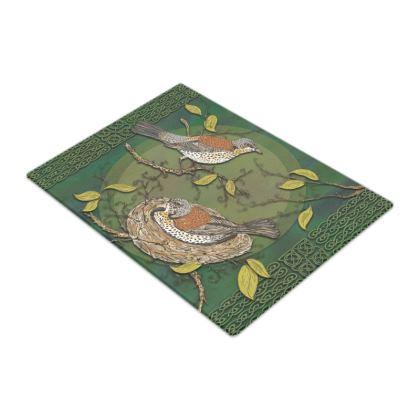 Nesting Birds Chopping Board