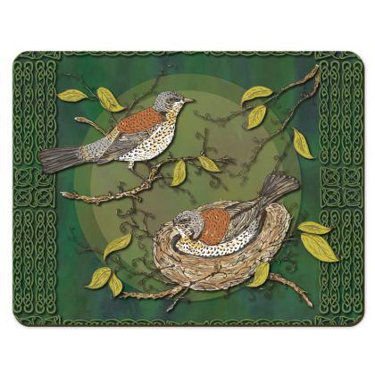 Nesting Birds Placemat Set
