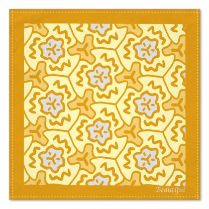 Beautiful Pocket Square - Burrington