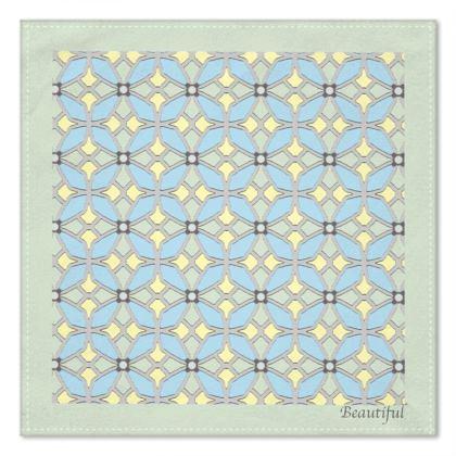Beautiful Pocket Square - Edensor