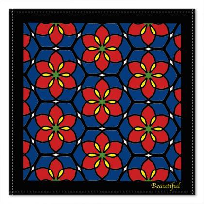 Beautiful Pocket Square - Wolverton