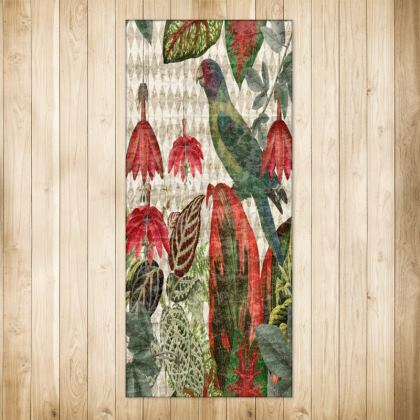 Parrot Jungle Rugs