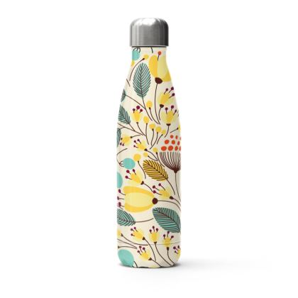 Spring Meadow Stainless Steel Thermal Bottle