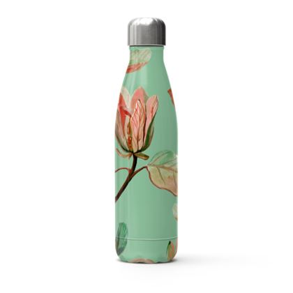 Magnolia Stainless Steel Thermal Bottle